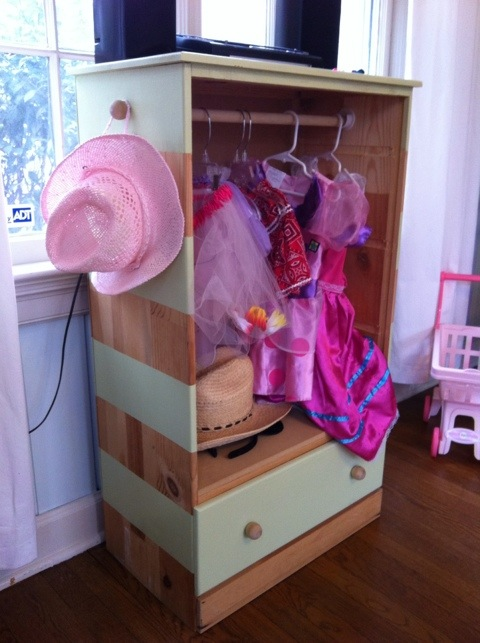 20120208 220154. And Now, We Have A Little Closet Dedicated To All Of  My Little Girlu0027s Dress Up ...