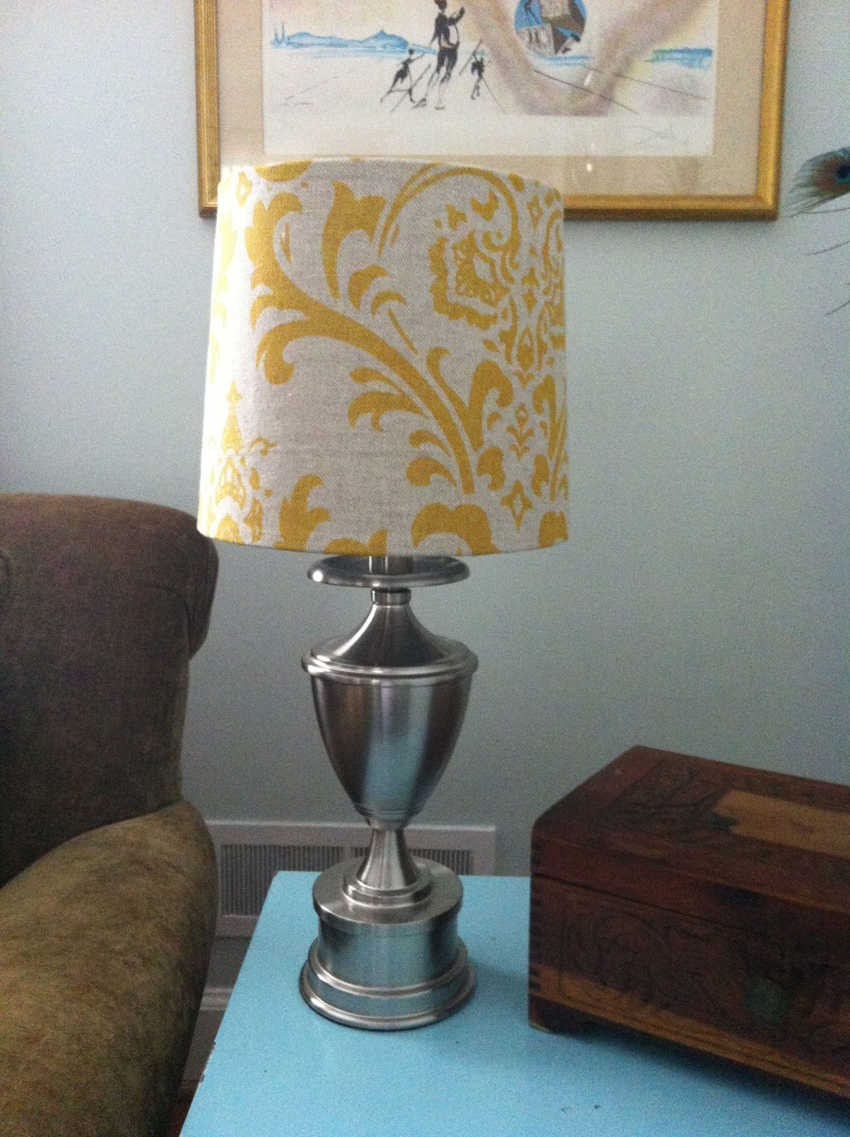 DIY Lamp shade Part II | RedTop Workshop