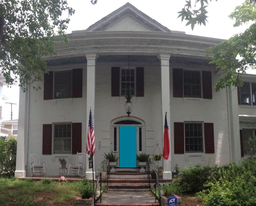 front door c